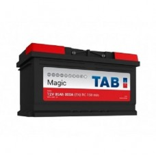 Аккумулятор TAB Magic 6CT-85Ah R+ 800A (EN) низкобазовая