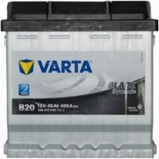 Аккумулятор VARTA BLD (B20) 6CT-45Ah L+ 400A (EN)
