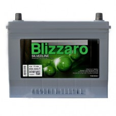 Аккумулятор Blizzaro Silverline Asia (D26) 72Ah JL+ 600A (EN)