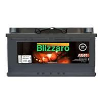 Аккумулятор Blizzaro AGM Start&Stop (L5) 92Ah R+ 850A (EN)