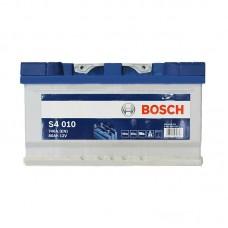 Аккумулятор Bosch S4 (S4010) 6СТ-80Ah R+ 740A (EN) низкобазовый