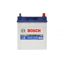 Аккумулятор Bosch S4 (S4018) 6СТ-40Ah JR+ 330A (EN) тонкая клемма