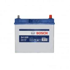 Аккумулятор Bosch S4 (S4020) 6СТ-45Ah JR+ 330A (EN) тонкая клемма
