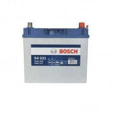 Аккумулятор Bosch S4 (S4021) 6СТ-45Ah JR+ 330A (EN)