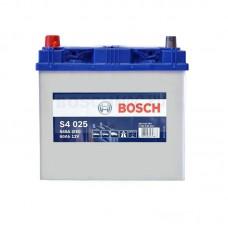 Аккумулятор Bosch S4 (S4025) 6СТ-60Ah JL+ 540A (EN)