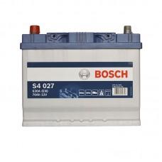 Аккумулятор Bosch S4 (S4027) 6СТ-70Ah JL+ 630A (EN)