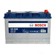 Аккумулятор Bosch S4 (S4028) 6СТ-95Ah JR+ 830A (EN)
