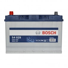 Аккумулятор Bosch S4 (S4029) 6СТ-95Ah JL+ 830A (EN)
