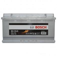 Аккумулятор Bosch S5 (S5013) 6СТ-100Ah R+ 830A (EN)