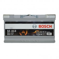 Аккумулятор Bosch S5 AGM Start/Stop (S5A13) 6СТ-95Ah R+ 850A (EN)