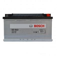 Аккумулятор Bosch S3 (S3013) 6СТ-90Ah R+ 720A (EN)