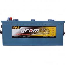 Аккумулятор Grom Premium 6СТ-192Ah L+ 1350A (EN)