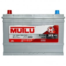 Автомобильный аккумулятор Mutlu SFB (Ser3) 6CT-100Ah JL+ 850A (EN)
