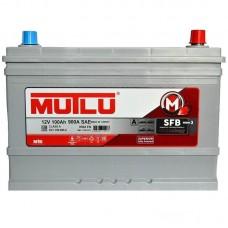 Автомобильный аккумулятор Mutlu SFB (Ser3) 6CT-100Ah JR+ 850A (EN)