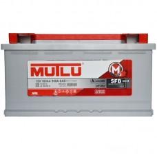 Автомобильный аккумулятор Mutlu SFB (Ser3) 6CT-100Ah R+ 900A (EN)