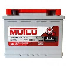 Аккумулятор Mutlu SFB (Ser3) 6CT-60Ah R+ 540A (EN)