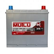 Автомобильный аккумулятор Mutlu SFB (Ser3) 6CT-68Ah JR+ 600A (EN) (корпус 60)