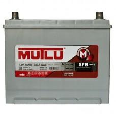 Автомобильный аккумулятор Mutlu SFB (Ser3) 6CT-75Ah JR+ 640A (EN)