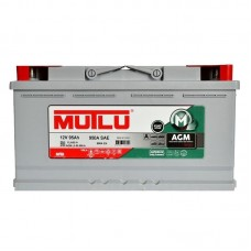 Mutlu AGM Start/Stop 6CT-95Ah R+ 900A (EN)