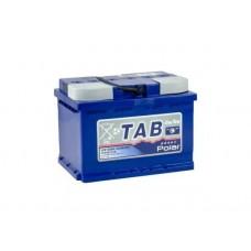 Аккумулятор TAB Polar Blue 55Ah R+ 550A (En) низкобазовый