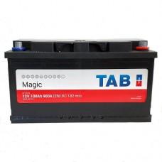 Аккумулятор TAB Magic 6CT-100Ah R+ 900A (EN)