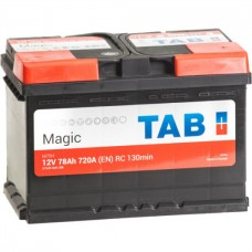 Аккумулятор TAB Magic 6CT-78Ah R+ 750A (EN)