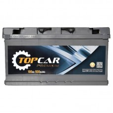 Аккумулятор Top Car Premium 100Ah R+ 950A (EN)