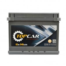 Аккумулятор Top Car Premium 65Ah R+ 650A (EN)