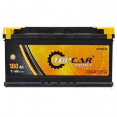 Аккумулятор Top Car (M3) Profi 100Ah R+ 850A