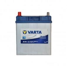 Аккумулятор VARTA BD (A15) 6CT-40Ah JL+ 330A (EN)