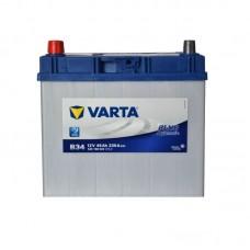 Аккумулятор VARTA BD (B34) 6CT-45Ah JL+ 330A (EN) t.k.