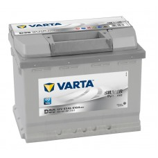 Аккумулятор VARTA SD (D39) 6CT-63Ah L+ 610A (EN)