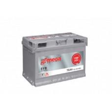 Аккумулятор А-Mega 6CT-78Ah R+ 790A (EN) EFB