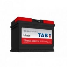 Аккумулятор TAB Magic 6CT-66Ah R+ 640А (En)