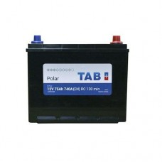 Аккумулятор TAB Polar 6CT-75Ah JR+ 740A (EN)