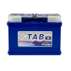 Аккумулятор TAB Polar Blue 6CT-75Ah R+ 750A (EN)