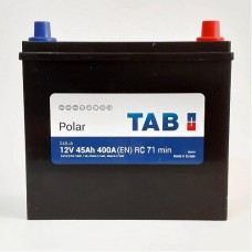 Аккумулятор TAB Polar 6CT-45Ah JR+ 400A (EN)