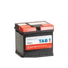 Аккумулятор TAB Magic 6CT-55Аh R+ 560A (En)