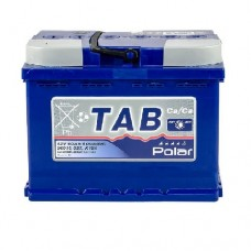 Аккумулятор TAB Polar Blue 6CT-60Ah R+ 600A (EN)