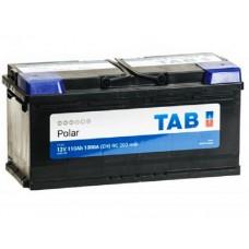 Аккумулятор TAB Polar S 6CT-110Ah R+ 1000A (EN)